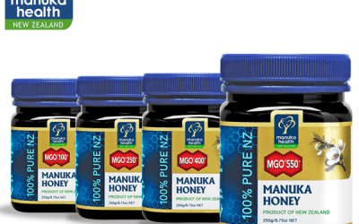 Naturalne Miody Manuka!