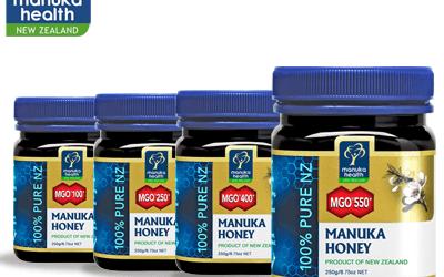 Miód Manuka – naturalnie dla zdrowia!