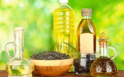 Oleje roślinne i NNKT