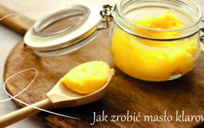 Masło klarowane – przepis krok po kroku