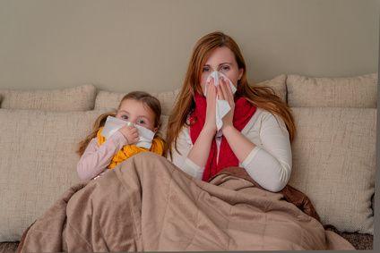 20 domowych sposobów na walkę z przeziębieniem