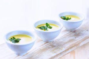 zupa imbirowo-gruszkowa