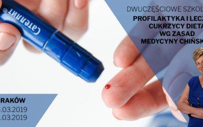 Cukrzyca – szkolenie część II